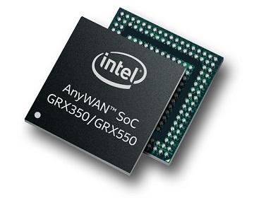 Intel製WiFiチップ「GRX350」