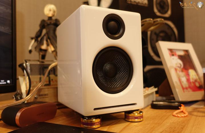 Audioengine A2+ Wireless:レビュー(音質について)