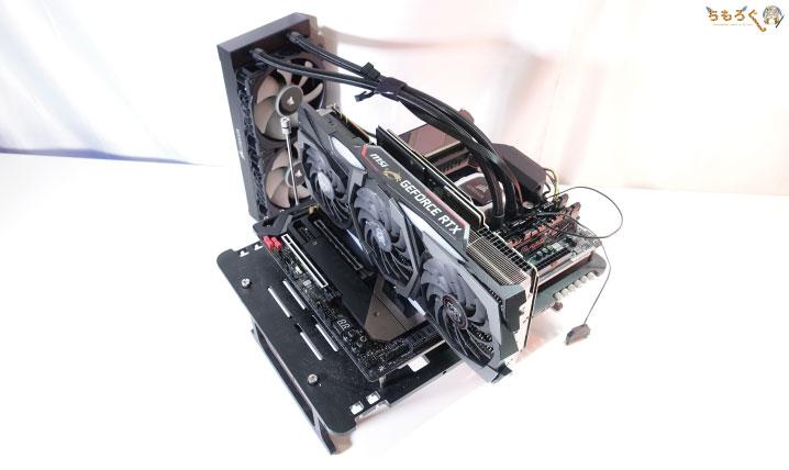 Core i9 10900Kをレビュー(テスト環境)