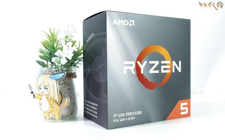 Ryzen 5 3500をレビュー:スペックを解説