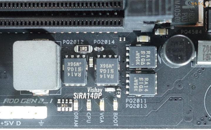 ASUS ROG STRIX B550-E GAMINGをレビュー:基板とコンポーネント(部品)