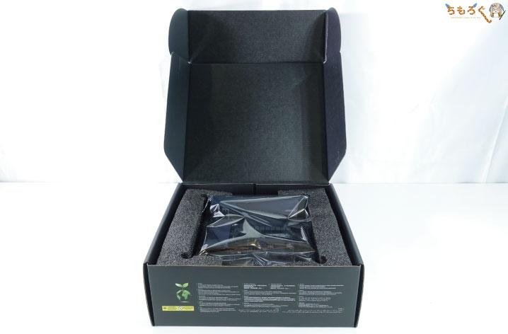 Gigabyte B550I AORUS PRO AXをレビュー:開封