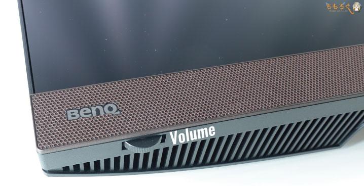 BenQ EW3280Uをレビュー(インターフェイス)