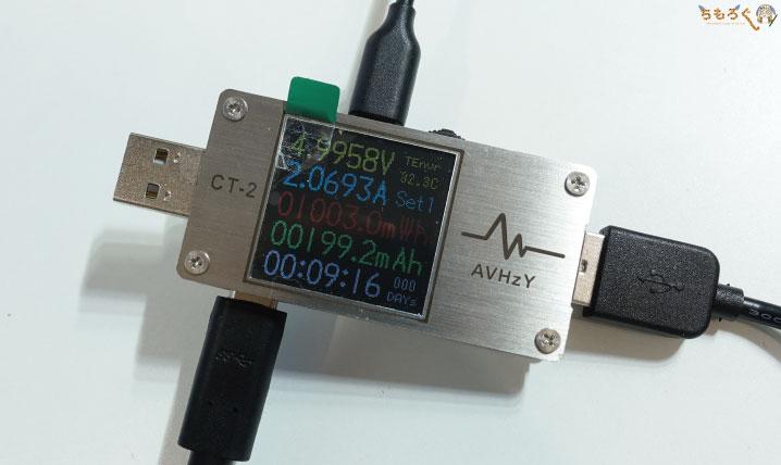 BenQ EW3280Uをレビュー(USB給電の動作チェック)