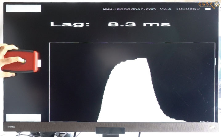 BenQ EW3280Uをレビュー(入力遅延)