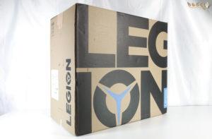 Lenovo Legion T550iを徹底解説レビュー(外観・デザイン)