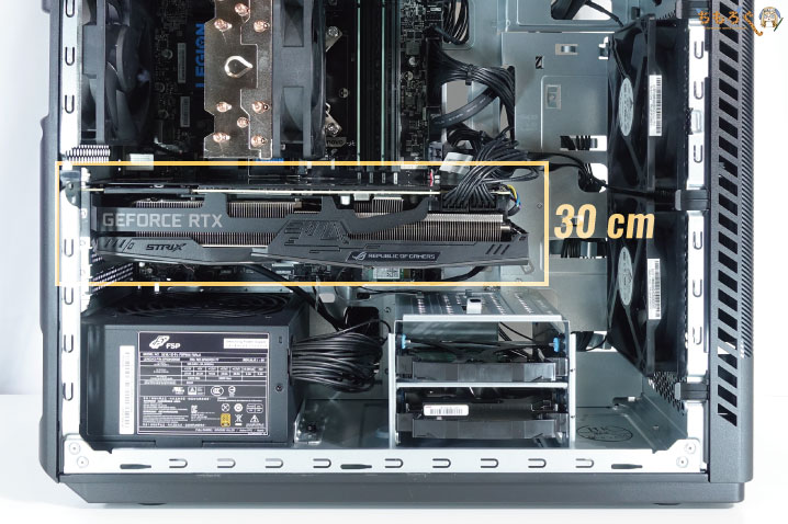 Lenovo Legion T550iを徹底解説レビュー(グラフィックボードの交換が可能)