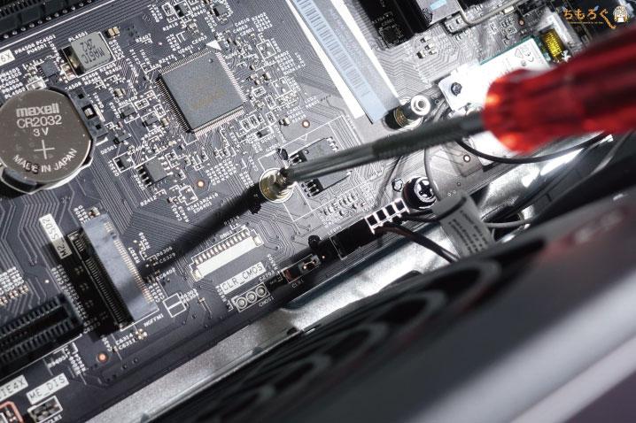 Lenovo Legion T550iを徹底解説レビュー(SSDの増設のやり方を解説)