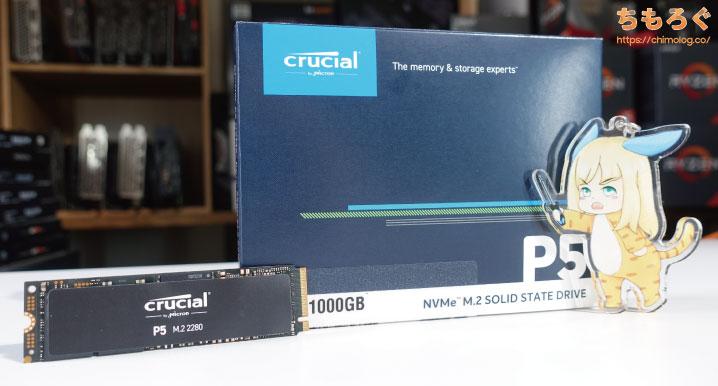 Crucial P5をレビュー(レビューまとめ)