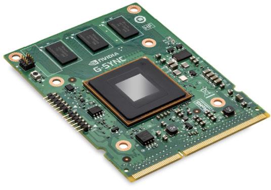 G-SYNCプロセッサー