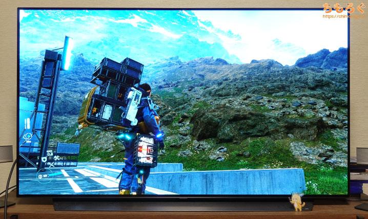 PS5におすすめなゲーミングモニター:コスパ最高の有機ELテレビ「LG C9 OLED」