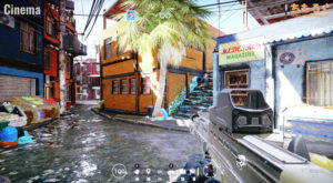 ASUS VG258QRをレビュー(GameVisual:画面モードを比較)