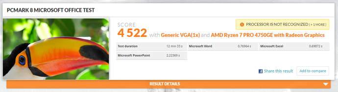 ThinkCentre M75q Tiny Gen2を徹底解説レビュー(CPU性能をベンチマーク)