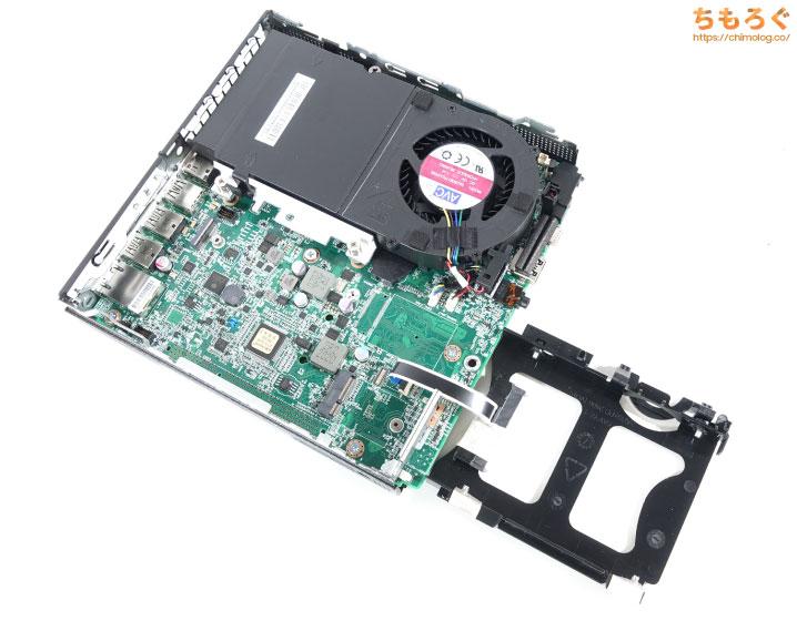 ThinkCentre M75q Tiny Gen2を徹底解説レビュー(SSDの増設のやり方を解説)