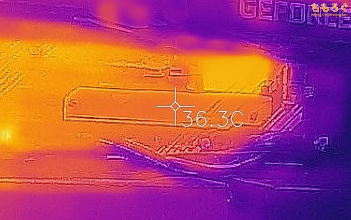 GALLERIA(ガレリア)を徹底解説レビュー(サーモグラフィーで表面温度をチェック)
