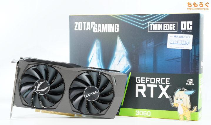 5. GeForce RTX 3060 12GB