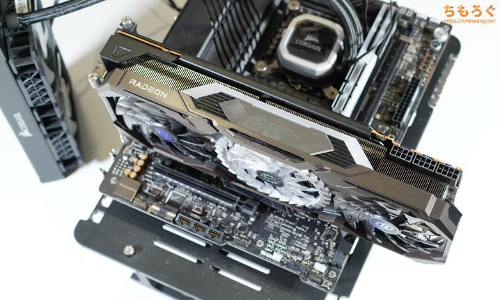 Radeon RX 6800 XTのテスト環境