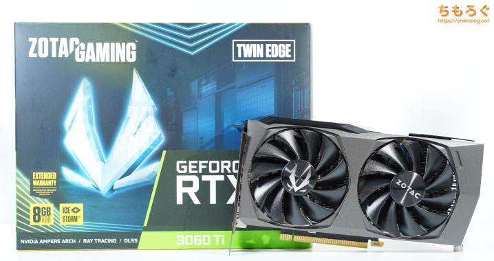 GeForce RTX 3060 Ti