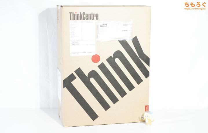 ThinkCentre M75s Small Gen2を徹底解説レビュー(開封・付属品をチェック)