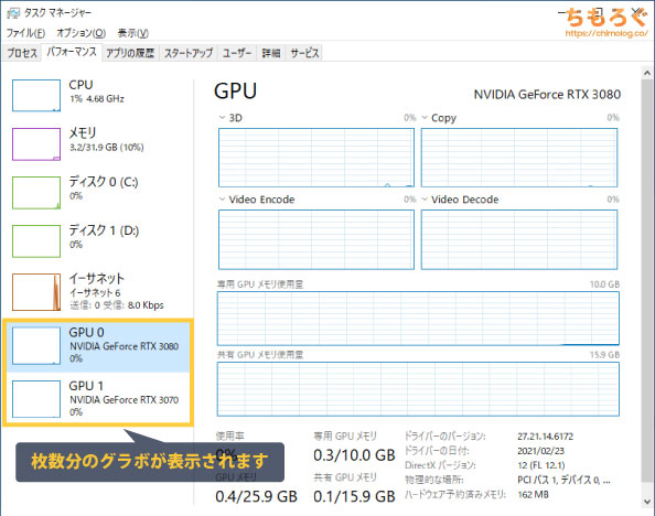 GPUマイニングでよくある問題と解決方法