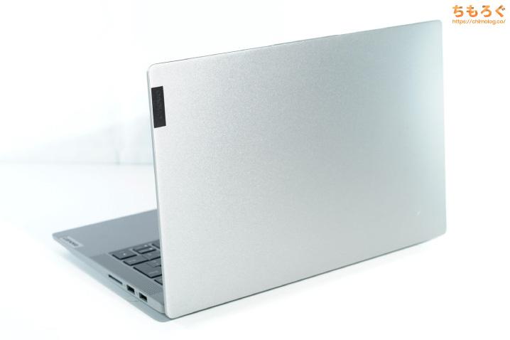IdeaPad Slim 550 14の外観デザイン(写真)