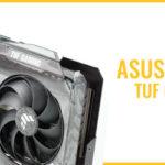 RTX 3060 TUF GAMING OCをレビュー:圧倒的な静音性と冷却性能