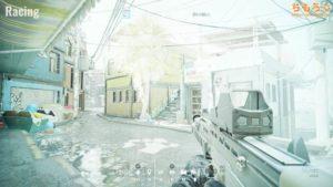 ASUS VG249Q1Rをレビュー(モード別の画像)