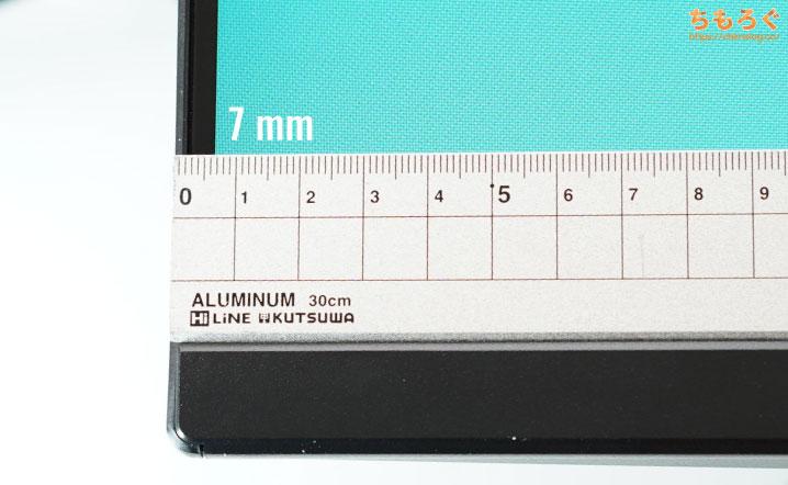 ASUS VG249Q1Rをレビュー(外観デザイン)