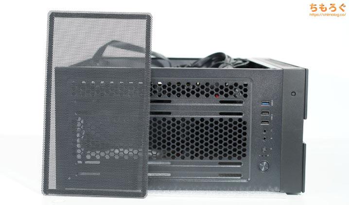 G-GEAR powered by MSI シリーズを徹底解説レビュー(メンテナンス性に優れた設計)