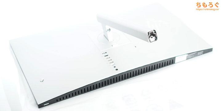 HP U28 4K HDR ディスプレイをレビュー(組み立て)