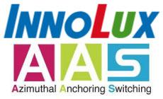 InnoluxのAAS(IPS)パネル
